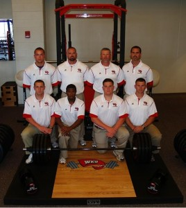 WKU Strength Staff 8-18-08