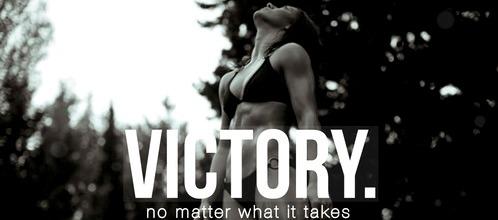 VictoryNoMatteWhatItTakesWomen